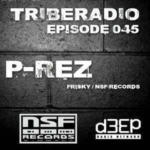 TribeRadio 045 - P-rez
