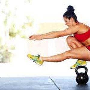 #105 Flow State and being a Crossfit Champion with Amanda Allen