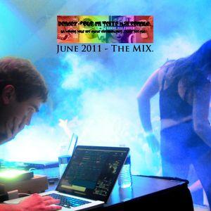 The Mix, June 2011: 128 bpm edition.