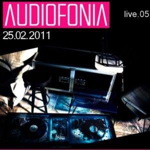 Audiofonia live.05 25.02.2011@radiofabryka.pl