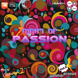 P.M Conception present. SUMMER GROOVE Vol.2 - Night of Passion_ Mixed by Heaven.Z(July.2012)