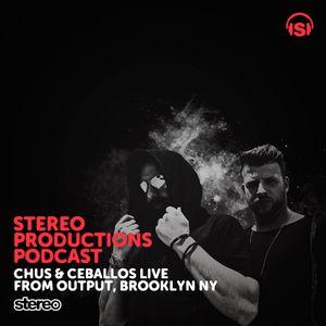 WEEK38_15 Chus & Ceballos Live from Output, Brooklyn NY, Feb'15