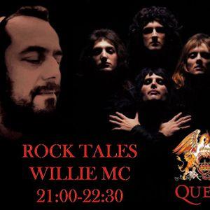 Rock Tales - Mάνος Μακράκης (Willie) 21/5/2020