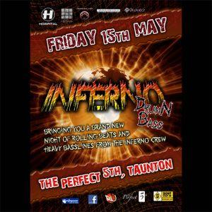 Monksta Live @ Inferno (The Perfect 5th, Taunton) 15th May 2009