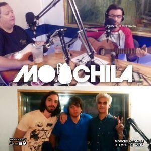MOOCHILA con ANIMAL CHUKI, EL TANO MARCIELLO, VIVA ELÁSTICO & LOS SUB