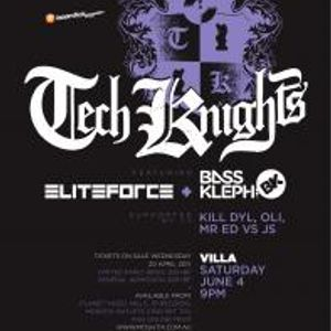 Kill Dyl Opening Set Live @ Boomtick pres. Tech Knights ft. Elite Force & Bass Kleph
