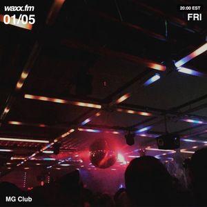 MG Club on @WAXXFM - 01/05/18