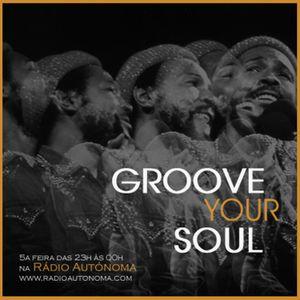 GROOVE YOUR SOUL #133 (Summer Breeze mixtape)