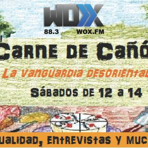 CARNE DE CAÑON    --   SABADO 5 DE MAYO 2012