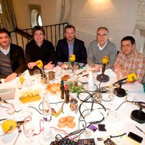 Los candidatos a la Alcaldía de Vitoria-Gasteiz han debatido en la Cadena Ser