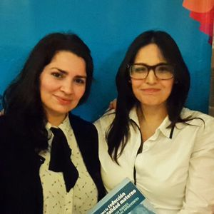 Dras. Rocío Fernández y Melina Ghione