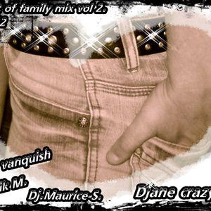 Djane Family mix , Vol. 2