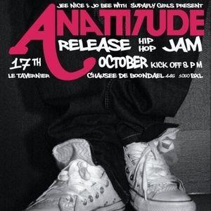 SupaFly & Friends - Anattitude