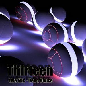 Thirteen Live Mix - Volume19.2014 - Deep House - Floesser-02-05-2014
