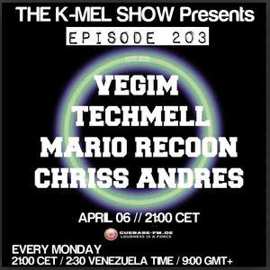 techmell@k-mel show -episode 203