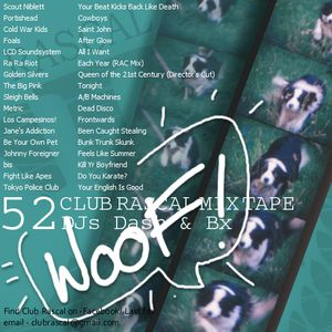 Club Rascal Mix Tape 52