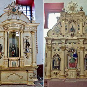Paseos culturales: santuarios con retablos en la ciudad de México
