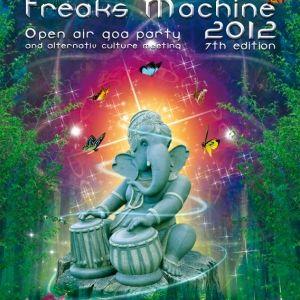 Bassculture Spécial Freaks Machine Open Air Goa Party