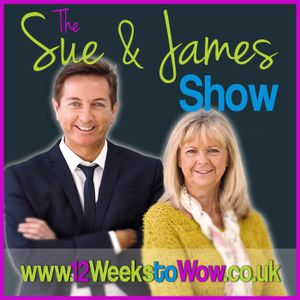 Episode 2 - Discover how to remove visceral fat from your body! Sue & James talk to the amazing Morr
