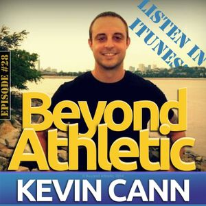 #28 How To Sleep, Recover & Move Better with Kevin CANN