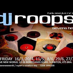 Rev Rascol Soul Service 50 feat DJ Roops