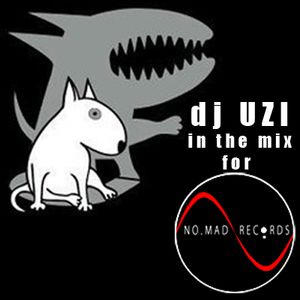 Dj Uzi aka Marcel Pit Saut in the mix for NoMad Records