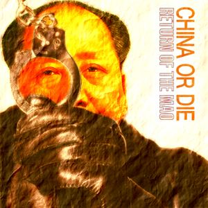 China or Die - Return of the Mao (Cake)