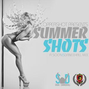 SOCA vs DANCEHALL - SUMMER SHOTS by COPPERSHOT
