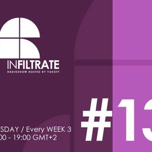 Yakoff - INFILTRATE #13 On InsomniaFM (Mar2011)
