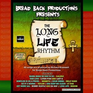 Long Life Riddim Full Mix (Avril 2012) - Selecta Fazah K.