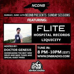 NCDNB Sunday Sessions - 06/11/2017 - Flite Guest Mix