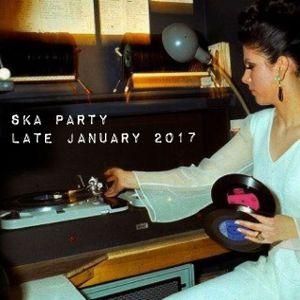 ska party FM late January 2017