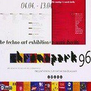 Craig Walsh & Daz Saund @ Chromapark'96 - E-werk Berlin - 04.04.1996