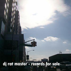 dj rat master - records for sale