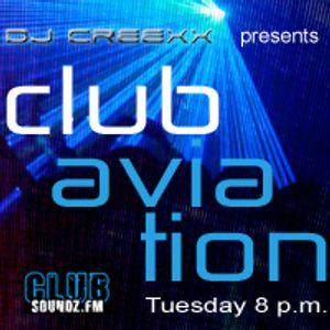 Club Aviation - Promo Mix 10/2011 pres. by DJ Creexx