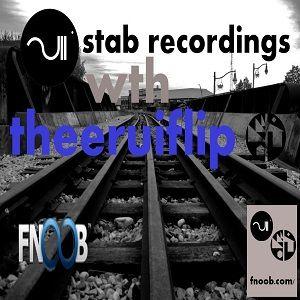 STAB Recordings #1wth theeruiflip at FNOOB Radio