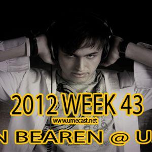 DJSTEF & JOY PRESENT : U.M.E #043 with OEN BEAREN Guestmix