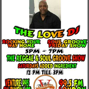 02 09 2017 THE EXTENDED SIX HOURS OF THE REGGAE & SOUL GROOVE SHOW