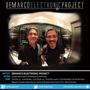 Demarco Electronic Project @ BL Special Edition @ 2013 @