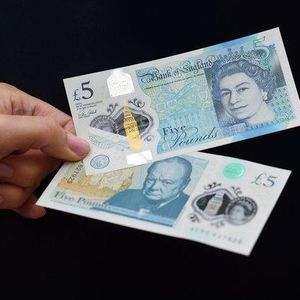 With the new plastic £5 note about to go into circulation, Sarah looks at how we pay