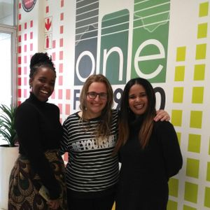 One FM 94.0 - LJ chats to Ashleigh and Asanda 06282017