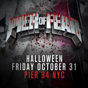line up adventure club source adventure club live at pier of fear halloween pier 64 new york - Halloween Adventure New York