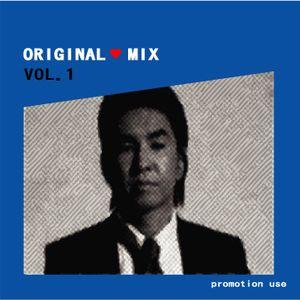 ORIGINAL LOVE MIX vol1 dj HAYATO(S.A.S)