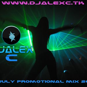 Dj AlexC - July Promotional Mix 2011 (www.djalexc.tk)