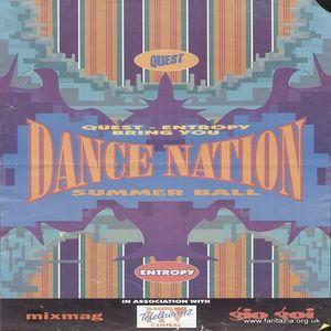 Ratpack - Dance Nation Summer Ball 18th July 1992