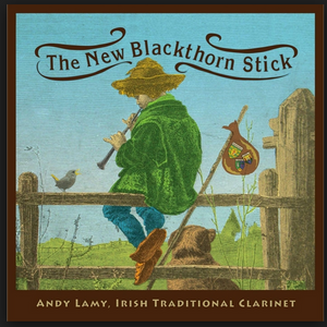 "Rogha Bhríde 20150507 Bríd's celelbration of ""The New Blackthorn Stick"" and Andy Lamy interview"