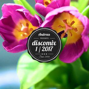 Andreas Discomix 1/2017