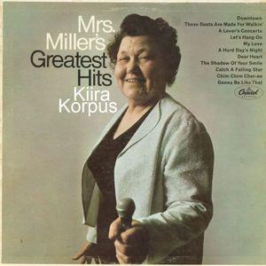 Kiira Korpus.12.01.11 - Mrs Miller