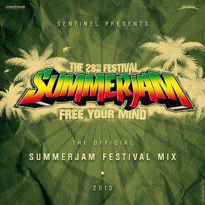SENTINEL SOUND - SUMMERJAM MIX 2013