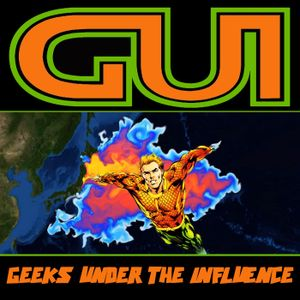 GUI 41 - DC COMICS/SHOWS/ANIMATION: FUKUSHIMA AQUAMAN